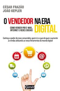 Capa livro o vendedor na era digital.