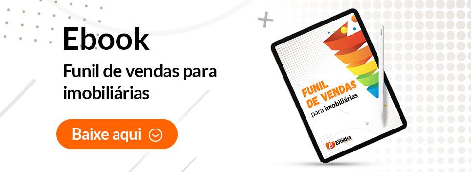 Convite para acessar o e-book sobre funil de vendas.