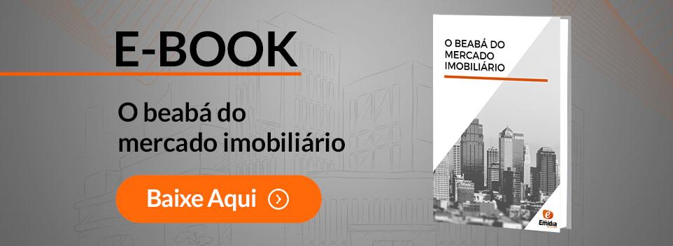 Capa do e-book o beabá do mercado imobiliário.