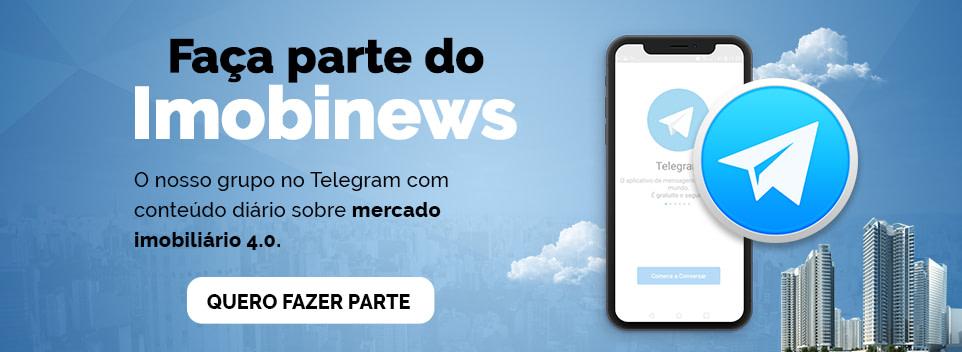 Convite Telegram